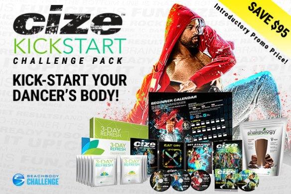 Cize KickStart Challenge Pack Sales
