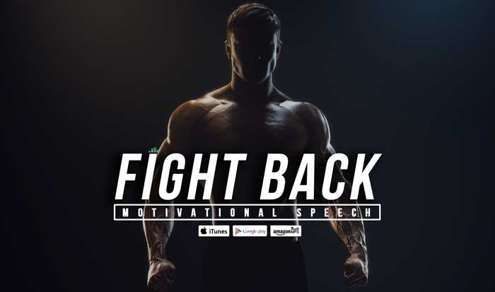 Wallpaper Life Quotes Sayings Fight Back Best Sporting Motivational Speech Fearless