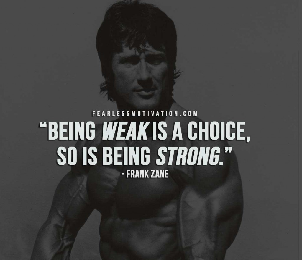 Motivational Workout Wallpapers With Quotes 10 Inspirational Frank Zane Quotes Fearless Motivation