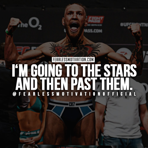 Connor Mcgregor Quote Wallpaper Conor Mcgregor Quotes The Fearless King Of Mma
