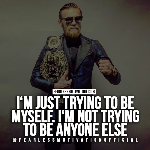 Conor Mcgregor Quote Wallpaper Conor Mcgregor Quotes The Fearless King Of Mma