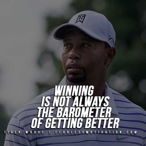 Tiger Woods Quote Wallpaper 10 Inspirational Tiger Woods Quotes Amp Videos Fearless