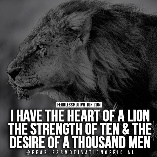 Deep Quotes About Life Wallpaper 30 Motivational Lion Quotes In Pictures Courage Amp Strength
