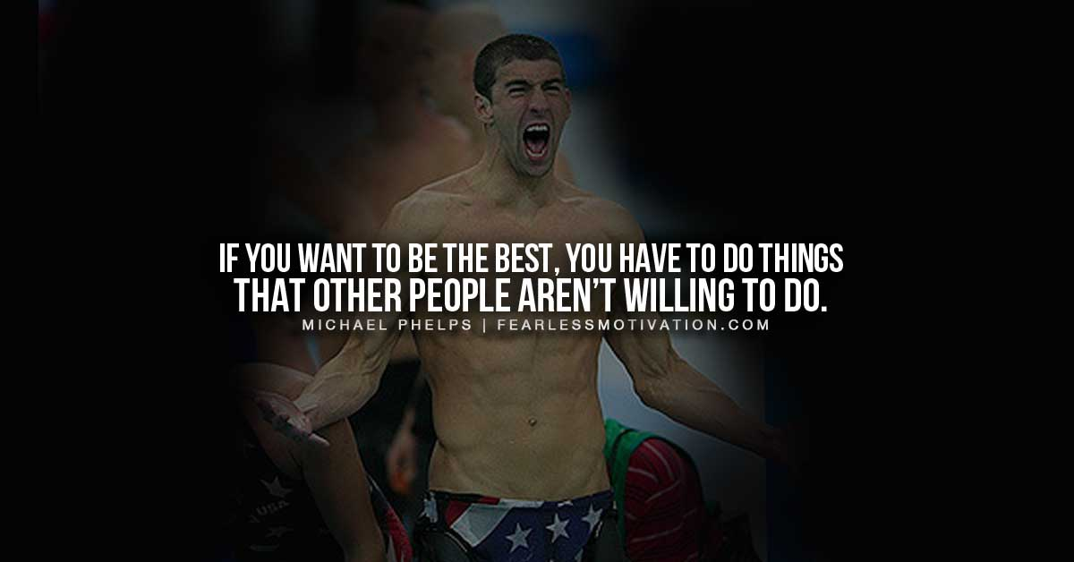 Michael Phelps Quote Wallpaper 20 Inspiring Michael Phelps Quotes Quotes Of A Champion