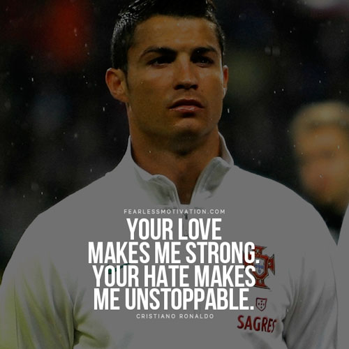 Gym Motivation Quotes Wallpapers 20 Powerful Cristiano Ronaldo Quotes To Ignite Your Inner Fire