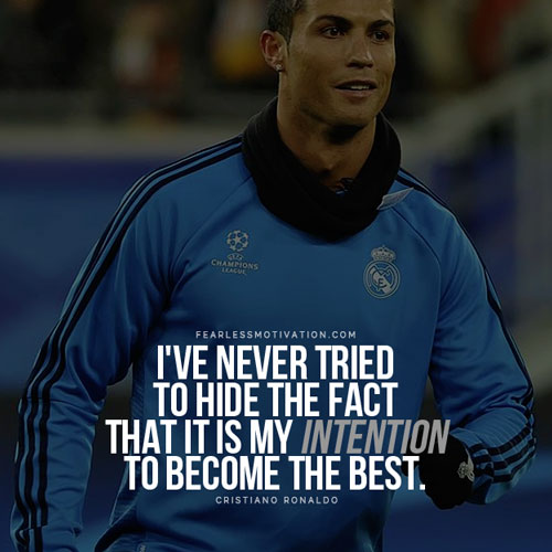 Soccer For Life Wallpaper Quotes 20 Powerful Cristiano Ronaldo Quotes To Ignite Your Inner Fire