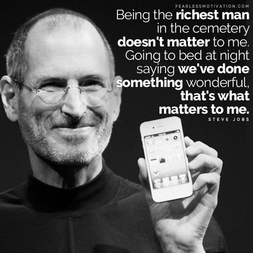12 Things Steve Jobs Said To Help Change Your Life in 2018