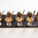 Shrimp & Grits with Sweet Tea