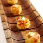 Neil Mini Crab Cakes Closeup