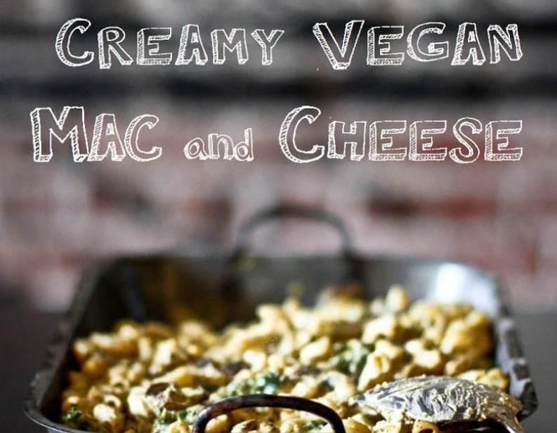 Healthy Mac & Cheese   www.feastingathome.com