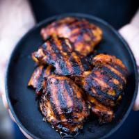 Indonesian Grilled Sambal Chicken