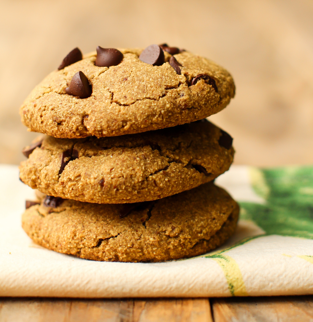 Chocolate Chips Vegan Cookies