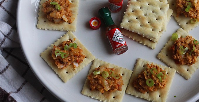 St. Vincent: Canned Sardines and Saltine Crackers