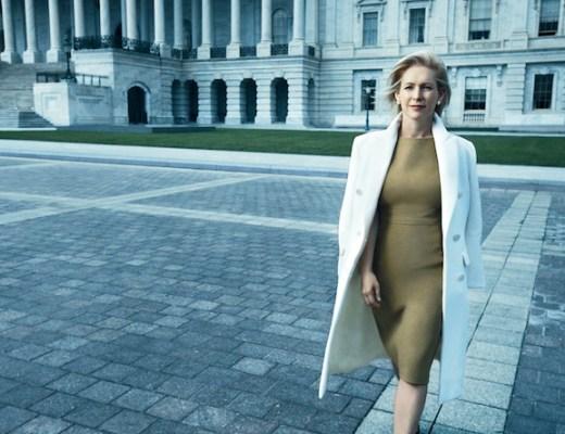 Kirsten Gillibrand, via Vogue