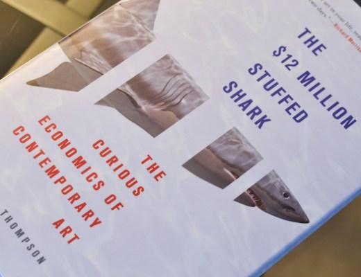 don thompson $12 million stuffed shark