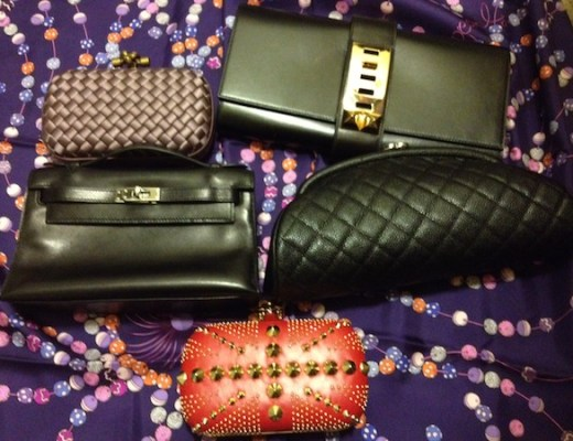 Lovely clutches