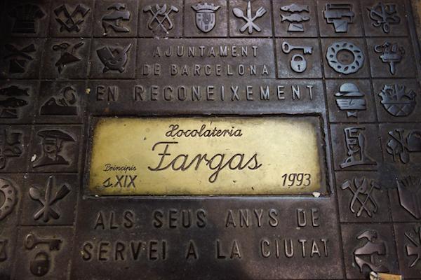 Fargas Sign