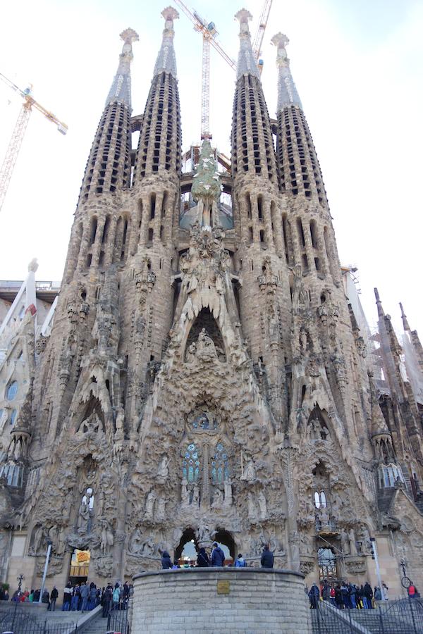 Gaudi Sagrada