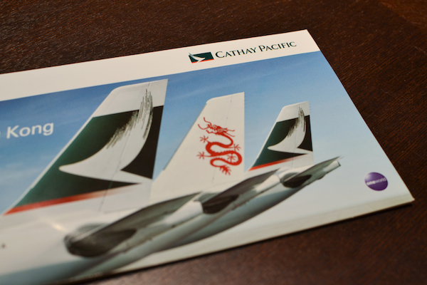 Cathay Ticket