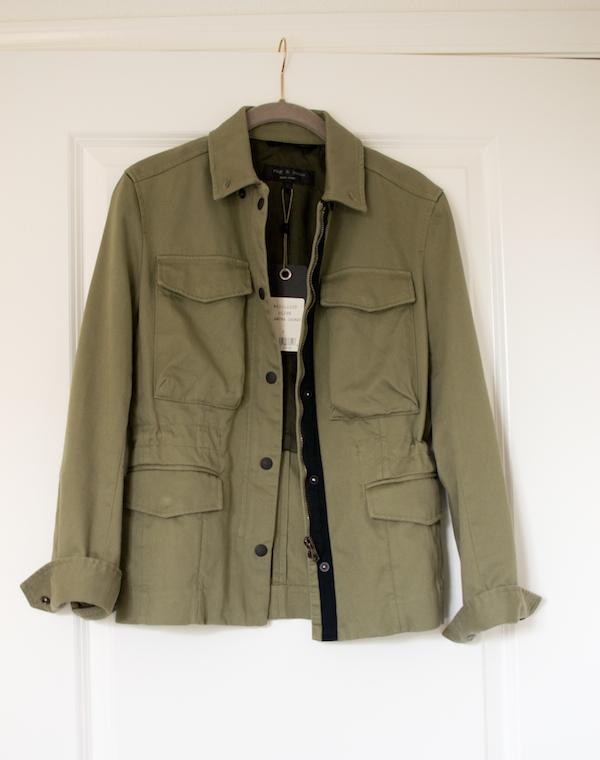 Rag Bone Nakamura Field Jacket