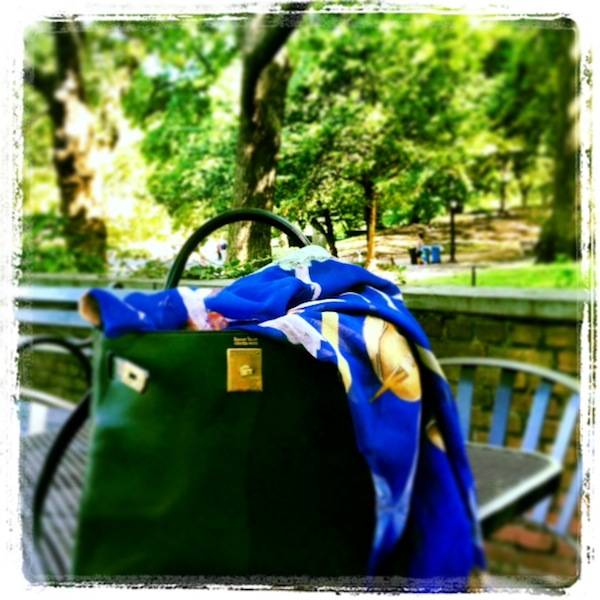 Central Park Green Kelly
