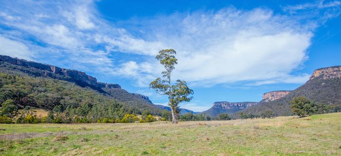 Emirates Wolgan Valley View