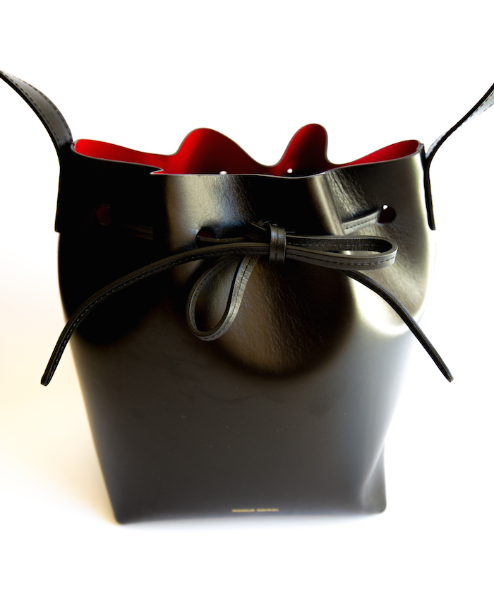 Mansur Gavriel Mini Bucket Review