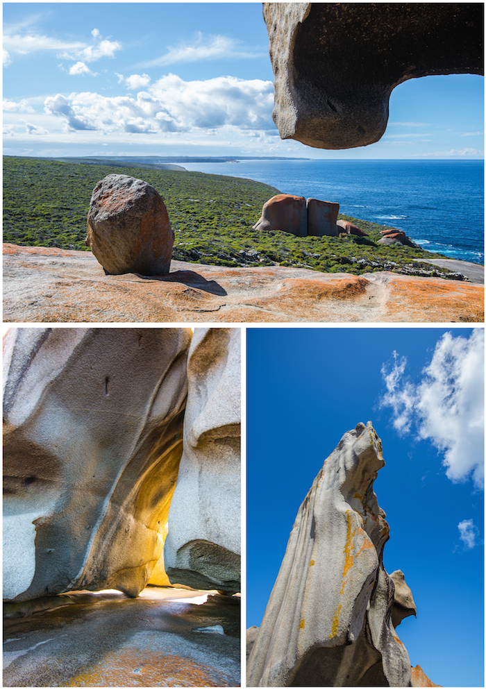 Southern Ocean Lodge Remarkable Rocks Closer