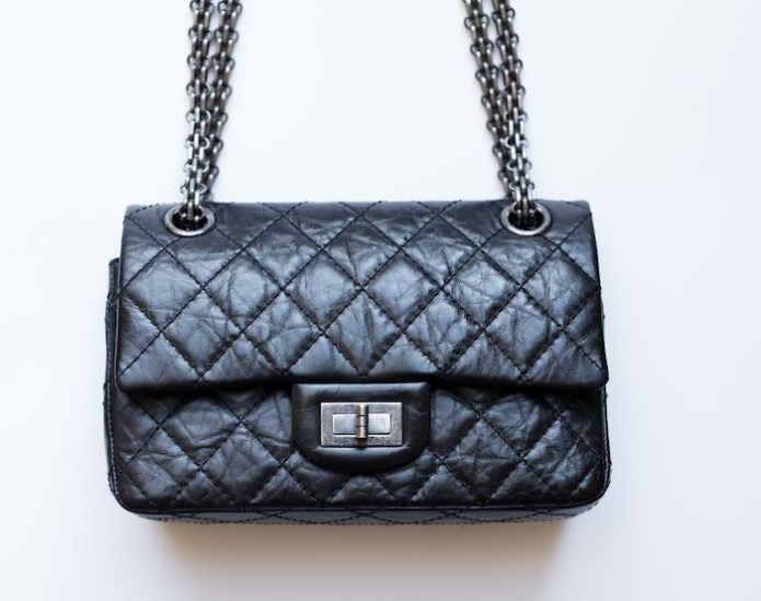 ... – the double flap, zip pocket, front open pocket, leather lining Chanel Flap Bag 2014