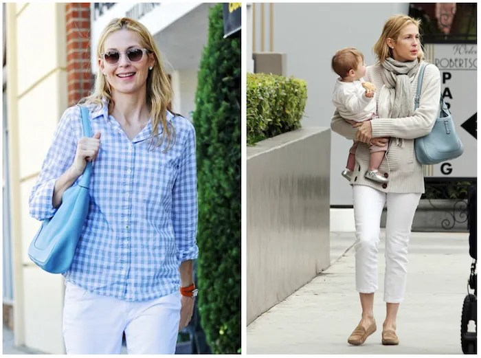 Kelly Rutherford Trim