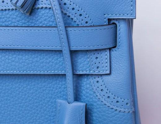 Ghillies Detail Bleu Paradis