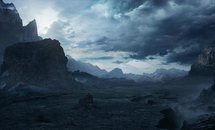 Www Animation Wallpaper Artur Zima Ethereal Landscapes Feather Of Me
