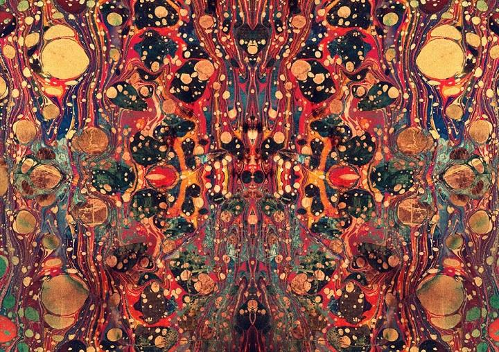 Psychedelic Wallpaper Hd Leif Podhajsky Psychedelic Experiences Feather Of Me