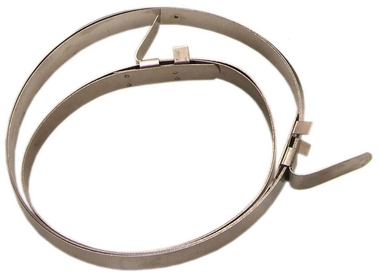 cv boot band clamp