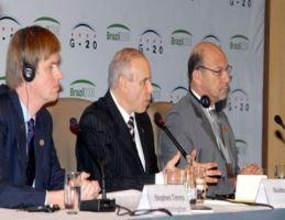 G20 pede reforma profunda do Fundo Monetário e do Banco Mundial