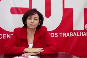 FECESC Entrevista 27: Anna Julia Rodrigues, presidenta CUT-SC