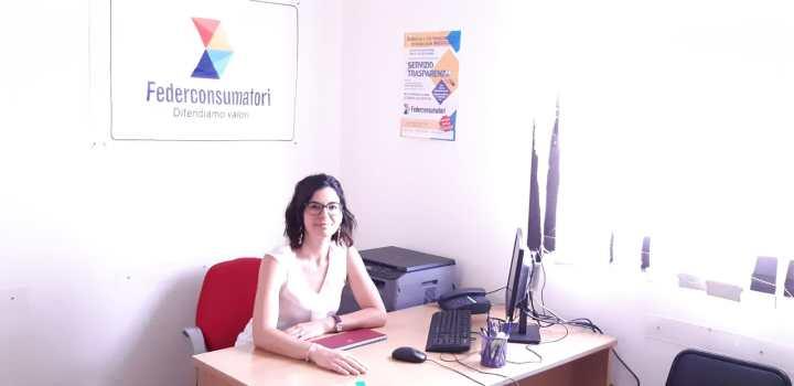 Adriana Bazzano federconsumatori siracusa