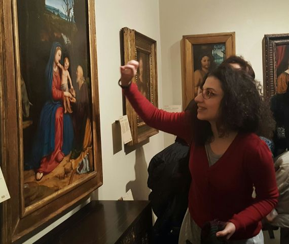 GUIDED TOURS – Il Museo Poldi Pezzoli di Milano
