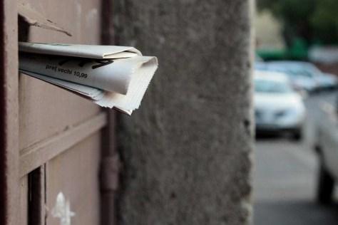 Mail con información