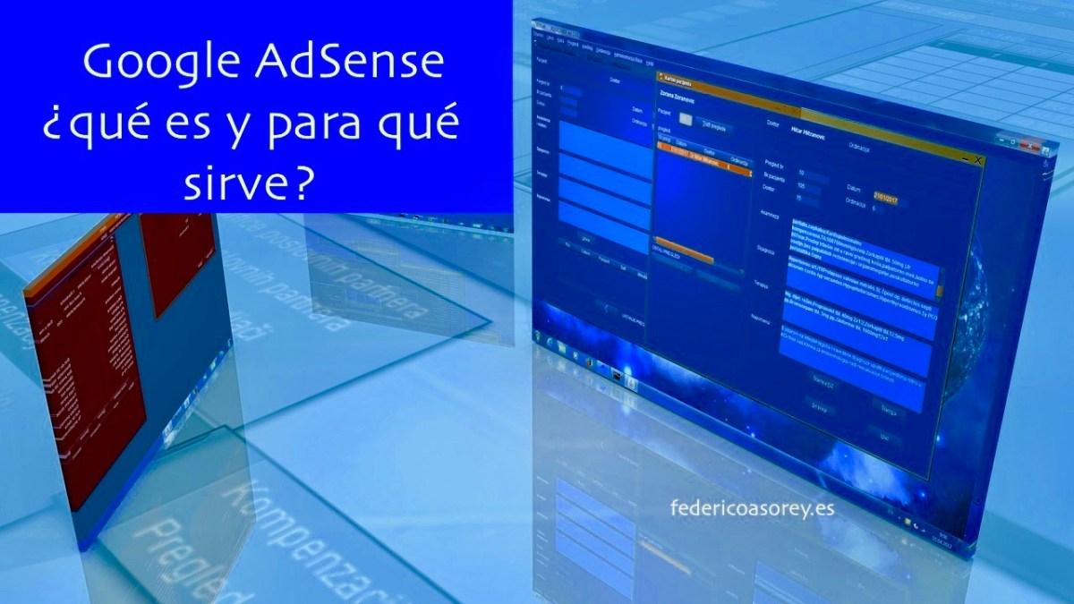 ¿Qué es AdSense de Google?