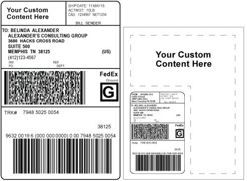 FedEx Ground Shipper Number (GSN) Updates
