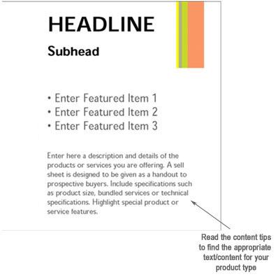 Free Templates for Door Hangers - FedEx Office - retail and consumer door hanger template