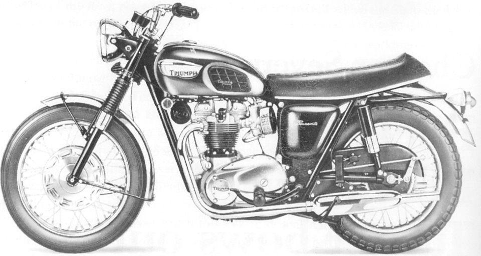 1960 triumph schema cablage