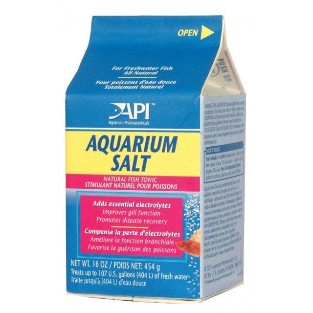 Mars Fishcare Api Aquarium Salt 453gm | Feedem