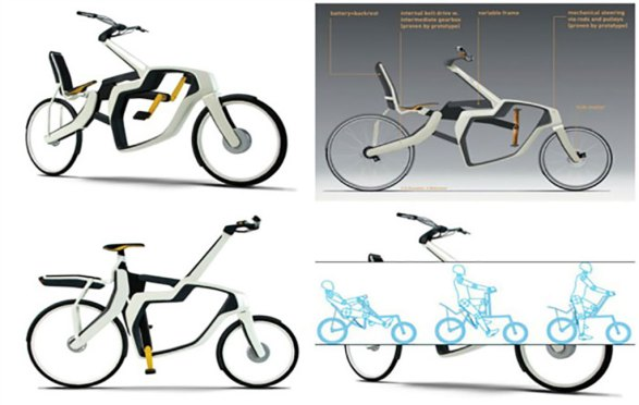 10 Mind Blowing Concepts Of Bicycle For The Next Generation Commuter!