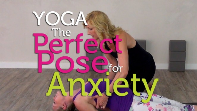 6 Easy Yoga Poses For Reduce Anxiety And Depression