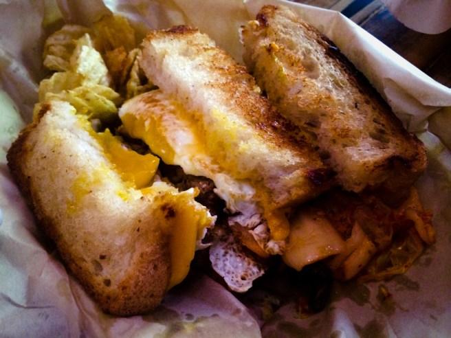 best of east 90s kimchi sandwich earls
