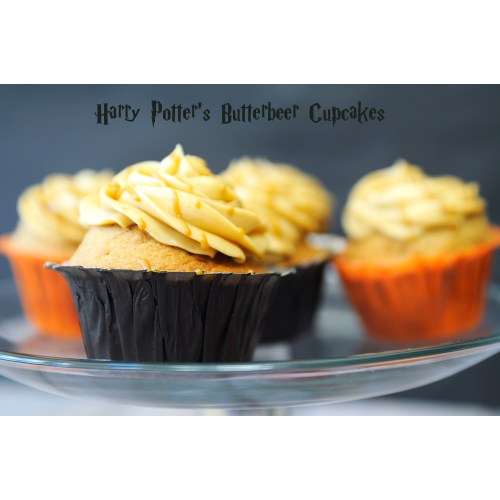 Medium Crop Of Harry Potter Cupcakes