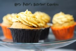 Small Of Harry Potter Cupcakes