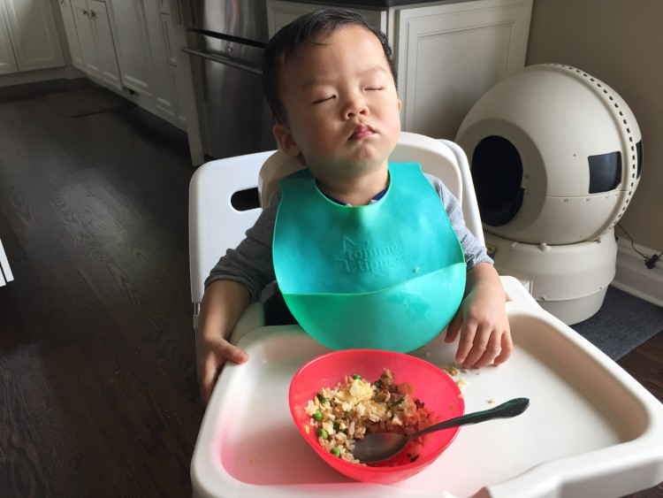 Mommy Fail: The Late Lunch